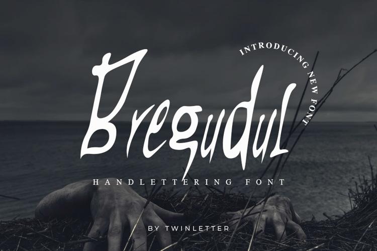 Bregudul Font