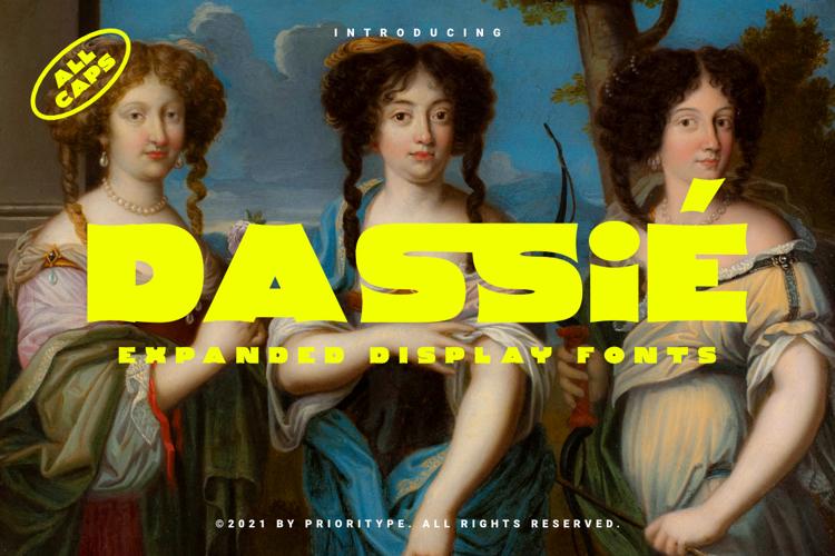 Dassie Font