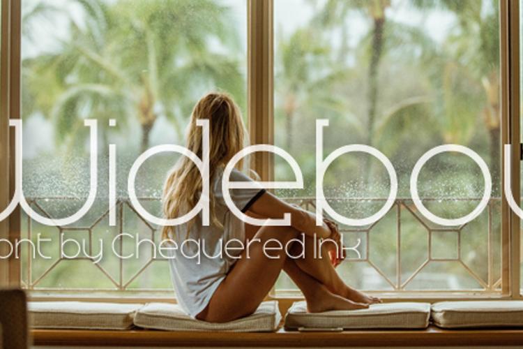 Wideboy Font