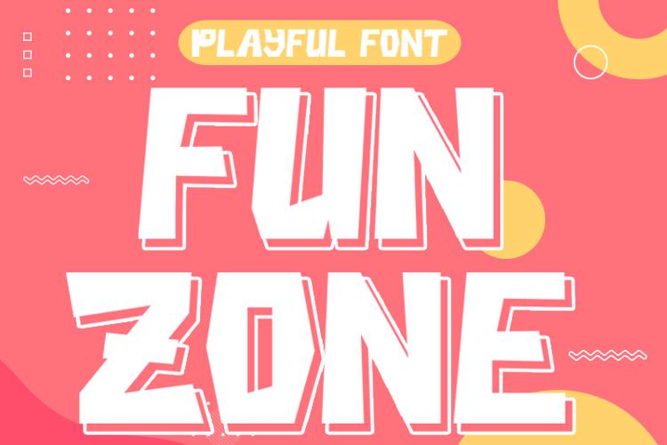 Fun Zone Font