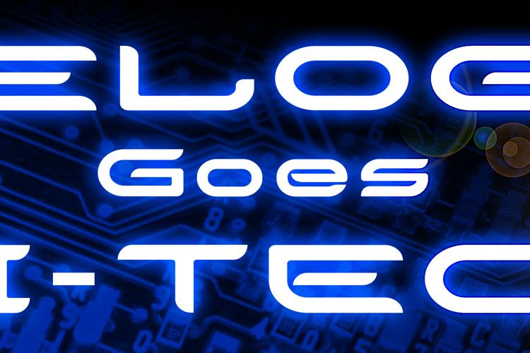 Delogs Goes Hi-Tech Font