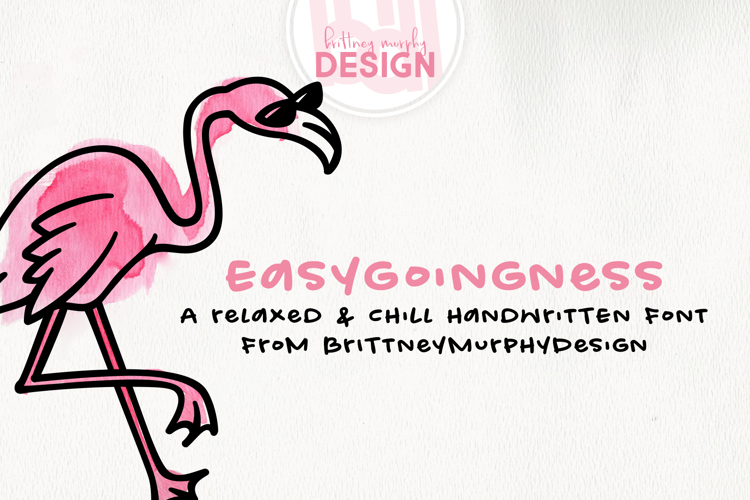 Easygoingness Font