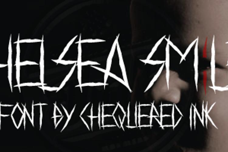 Chelsea Smile Font