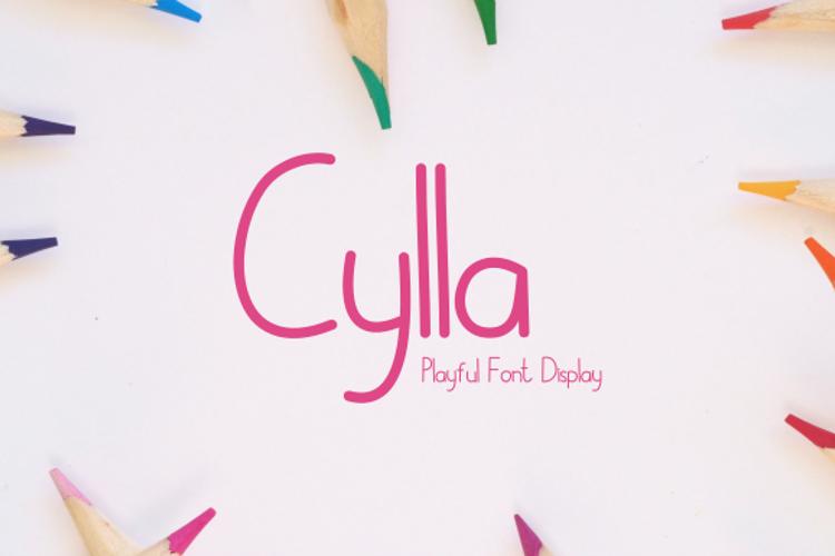 Cylla Font