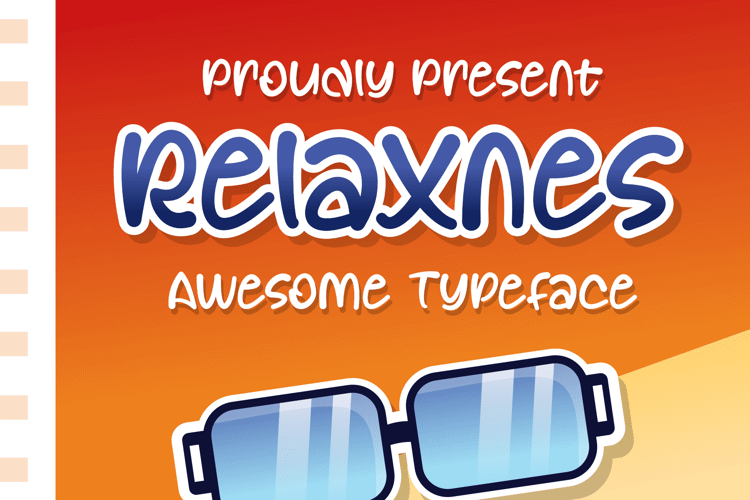 Relaxnes Font