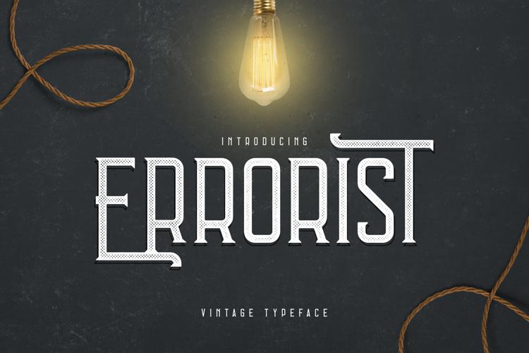 Errorist Font