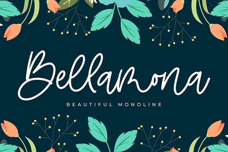 Bellamona Font
