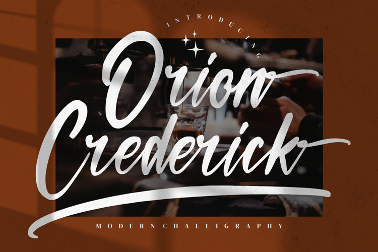 Orion Crederick Font