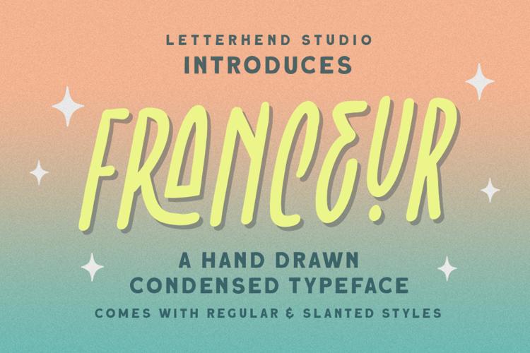 Franceur Font