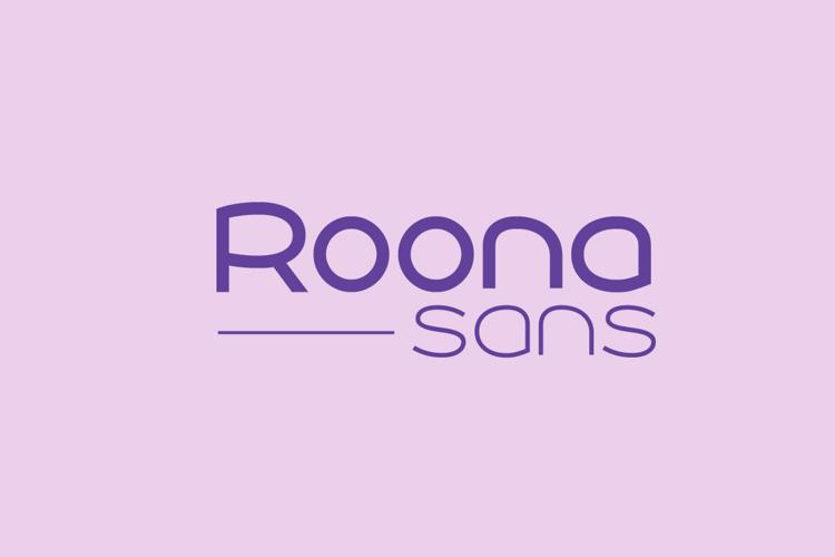Roona Sans Font