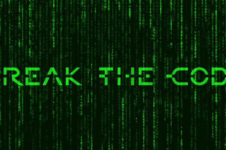 BreakTheCode Font