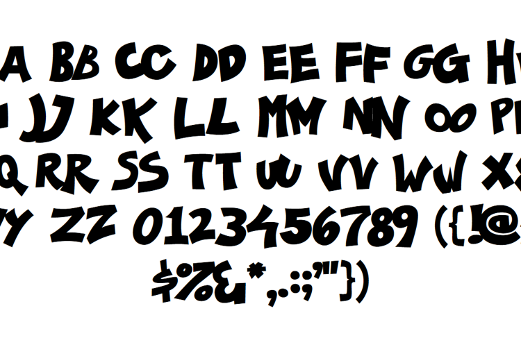 Ka-Pow! Font