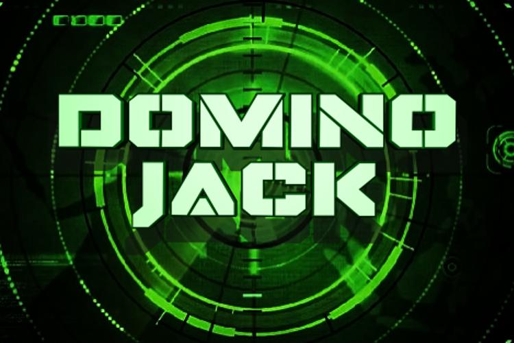 Domino Jack Font