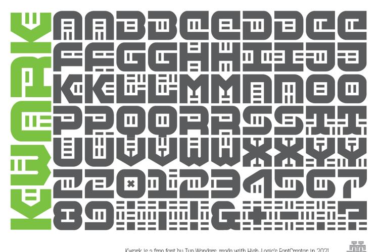Kwark Font