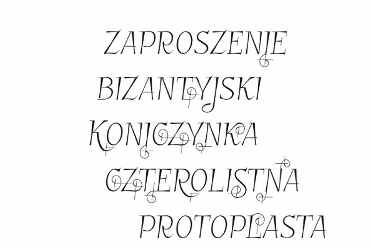 GarineldoSC Font