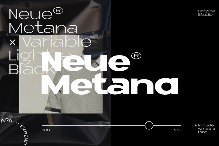 Neue Metana Font