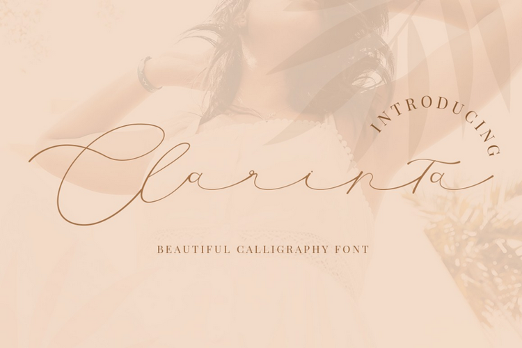 Clarinta Font
