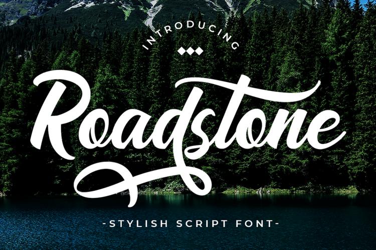 Roadstone Font