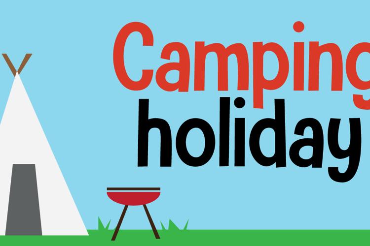 Camping Holiday DEMO Font