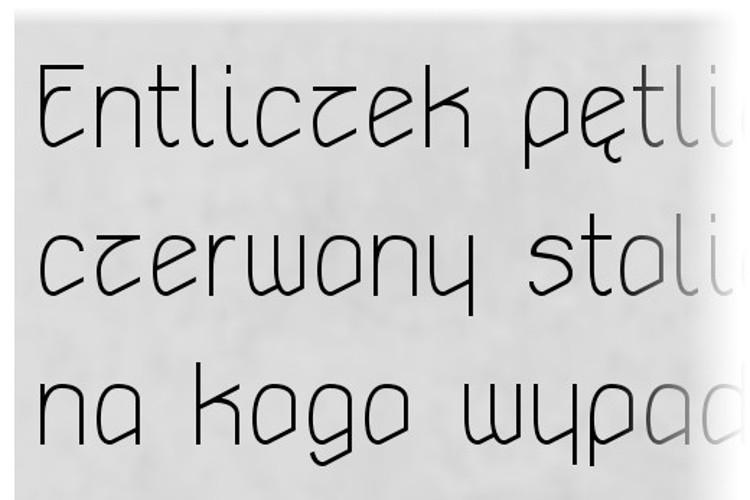 szlichta07 Font