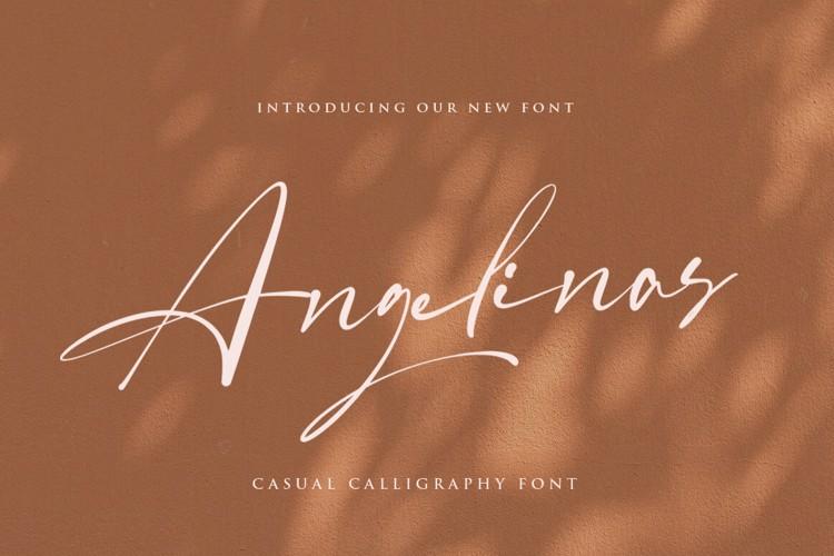 Angelinas Font