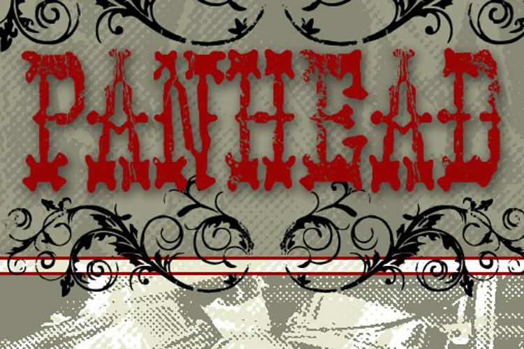 PANHEAD Font