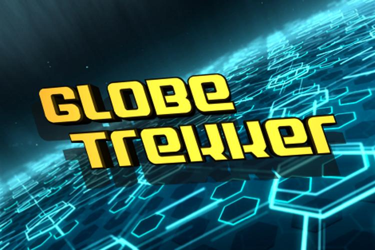 Globe Trekker Font