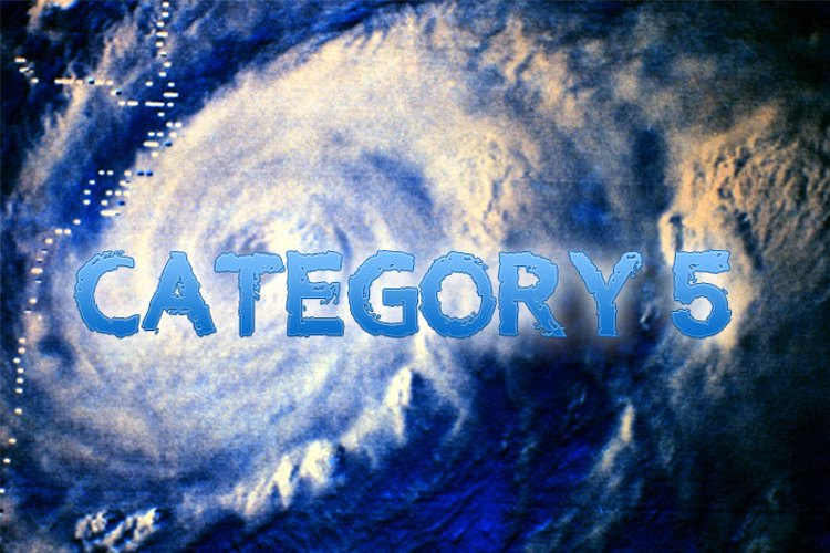 Category 5 Font