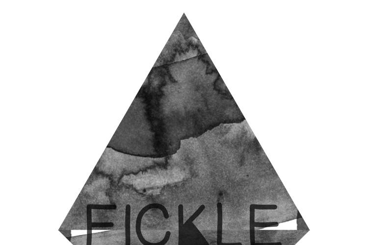 fickle Font