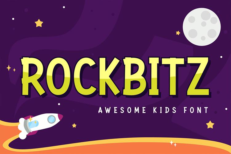 Rockbitz Font