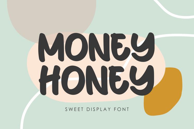 Money Honey Font