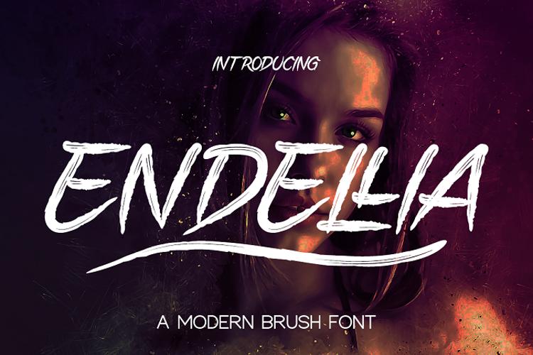 ENDELLIA Font