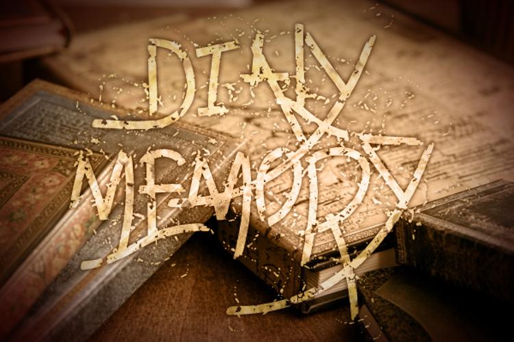 Daily memory Font