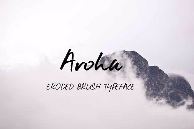 Aroha Font