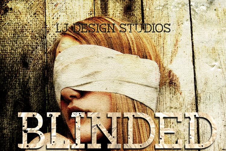 Blinded Font