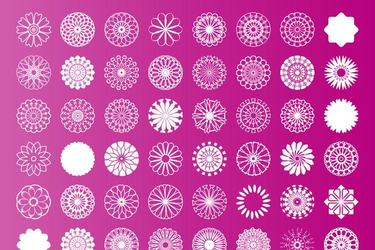 shapes pro Font