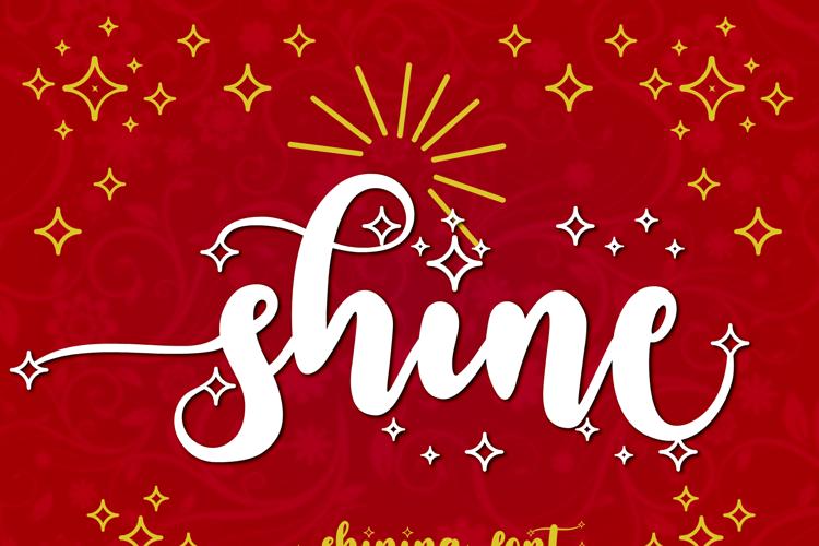 Shine Font