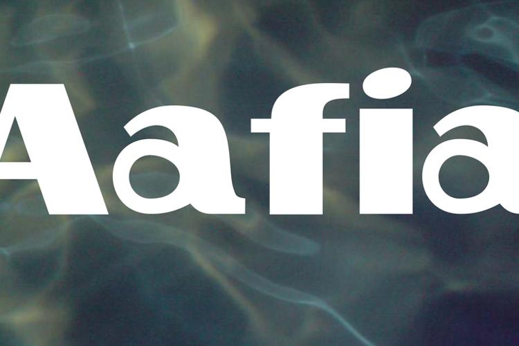 Aafia Font