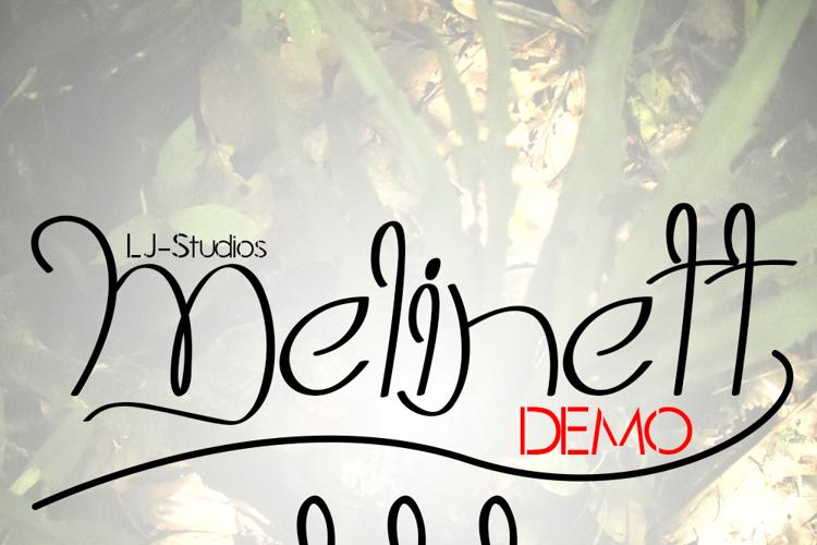 Melinett 3 Font