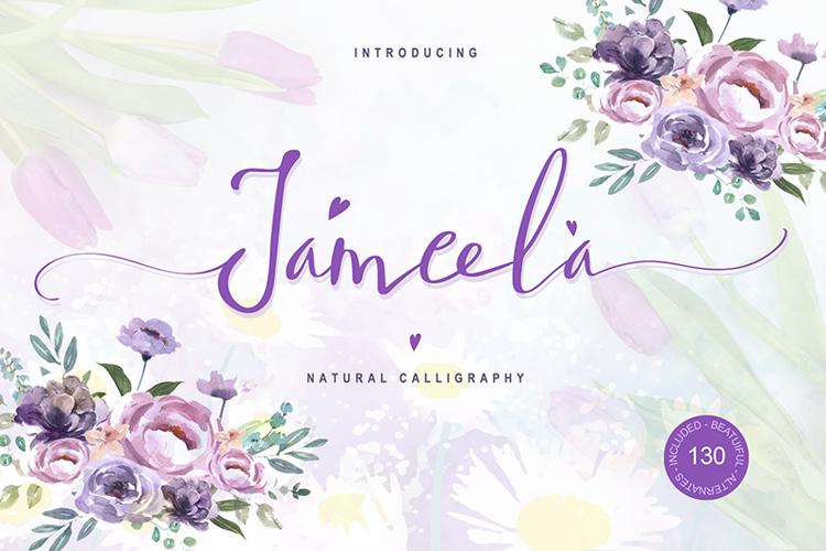Jameela Font