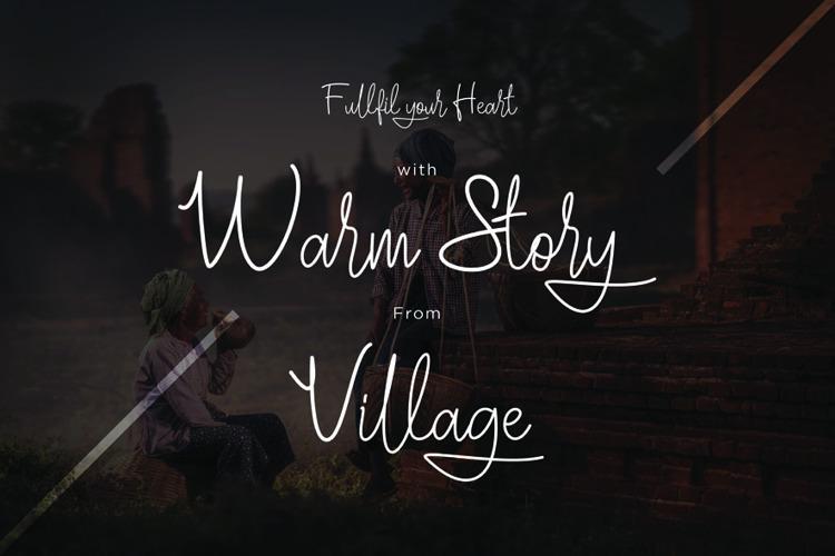Villaga Font