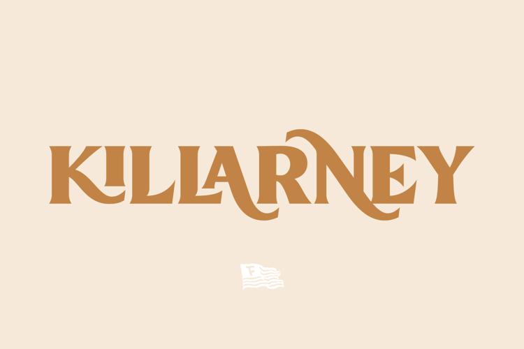 Killarney Font