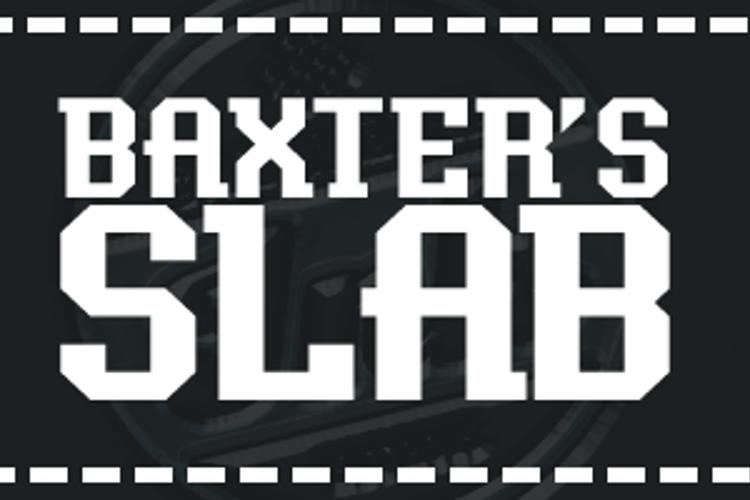 Baxter's Slab Font