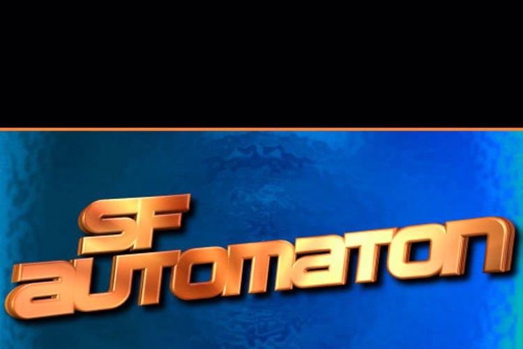 SF Automaton Font