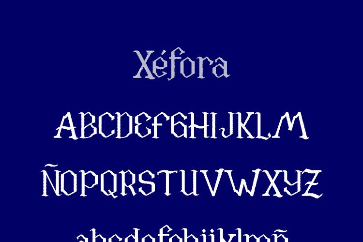 Xéfora Font