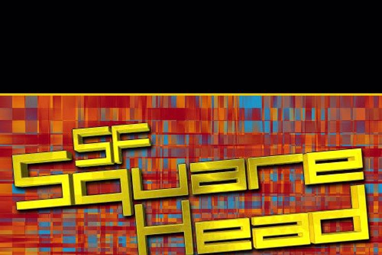 SF Square Head Font