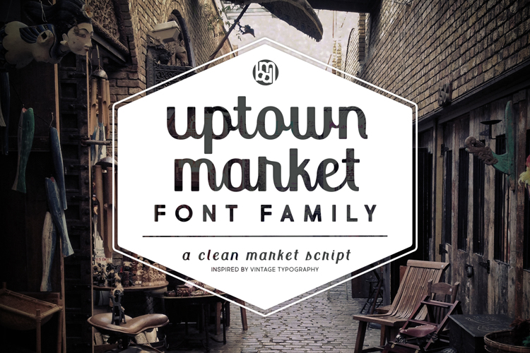 Uptown Market Font