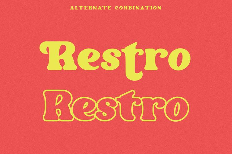 Restro Font