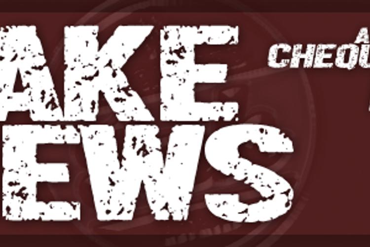 Fake News Font