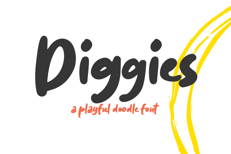 Diggies Font